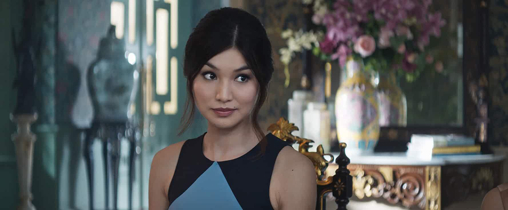 Gemma Chan in Crazy Rich Asians (2018)