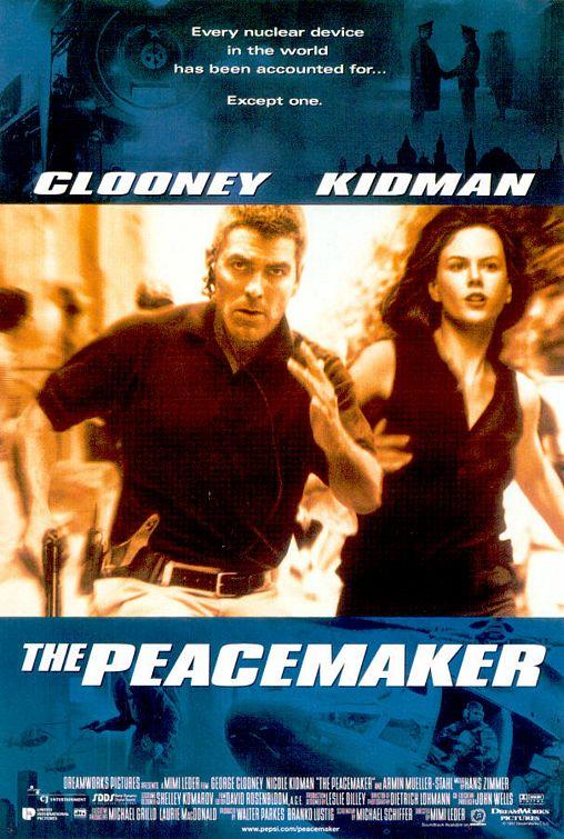 The Peacemaker (1997) - IMDb