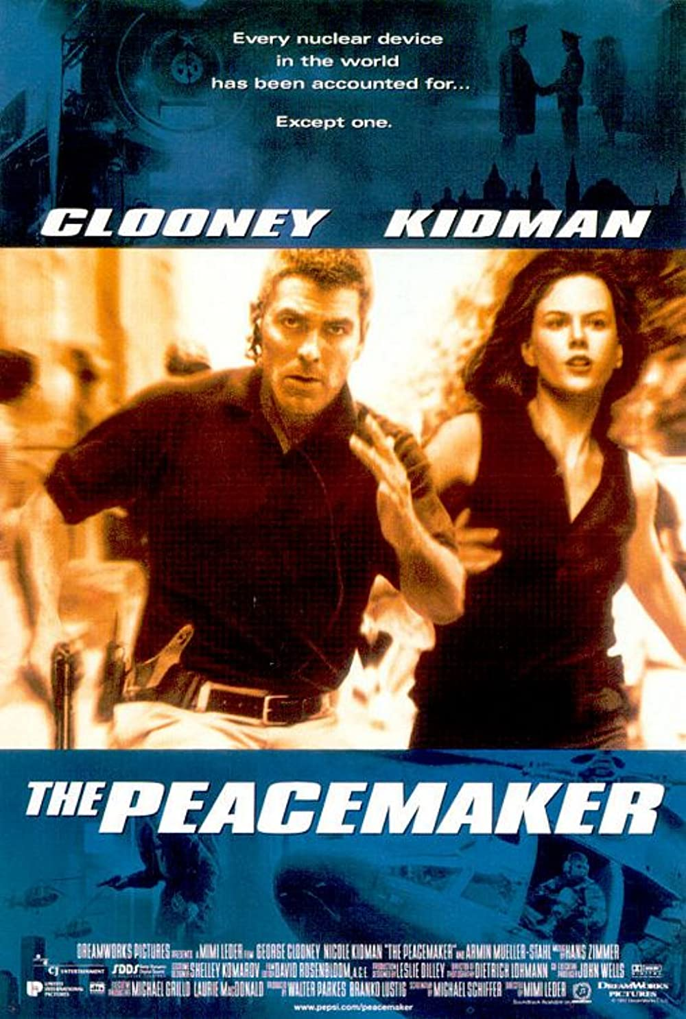 Download The Peacemaker 1997 Hindi Dual Audio 1080p BluRay ESub 1.9GB