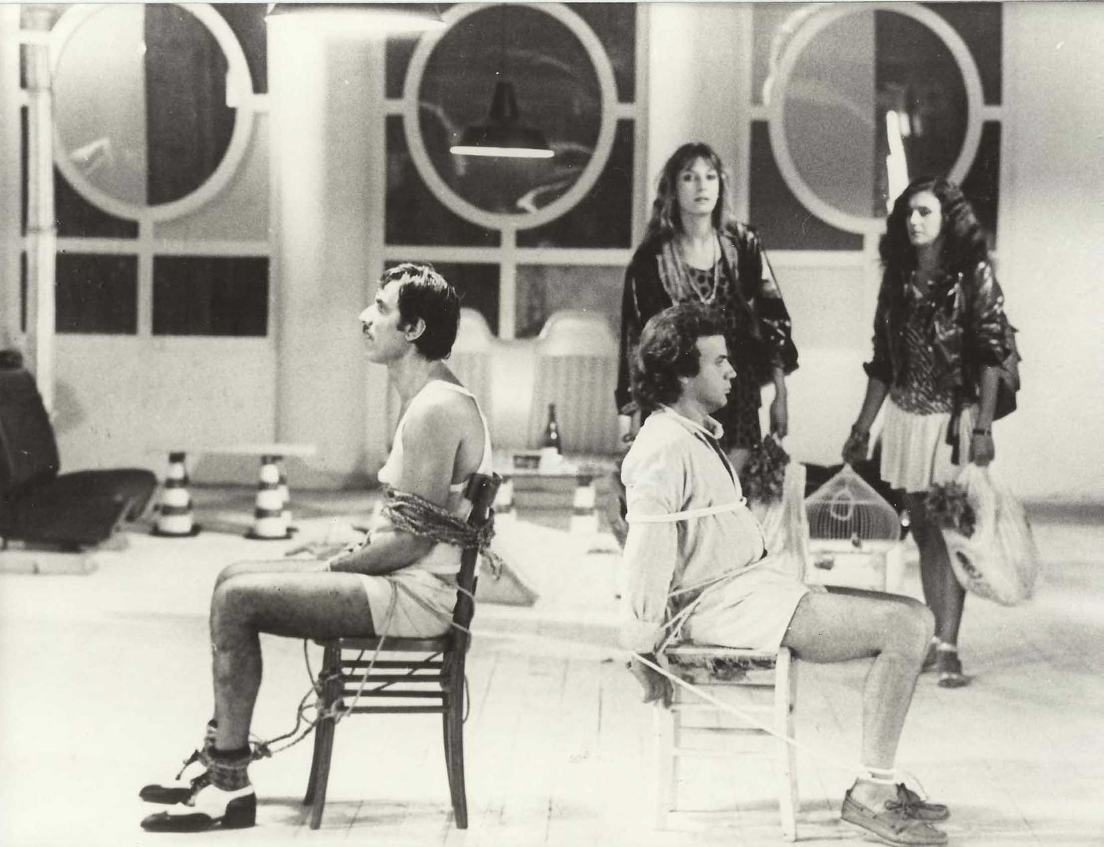 Vado a vivere da solo (1982)