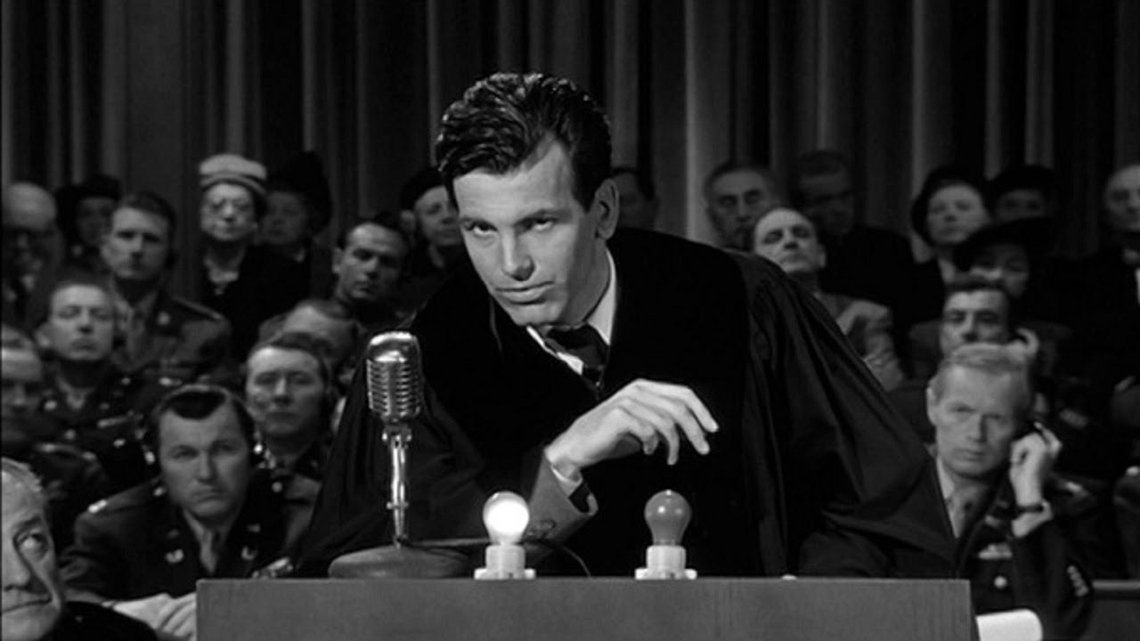 Image result for judgment at nuremberg schell