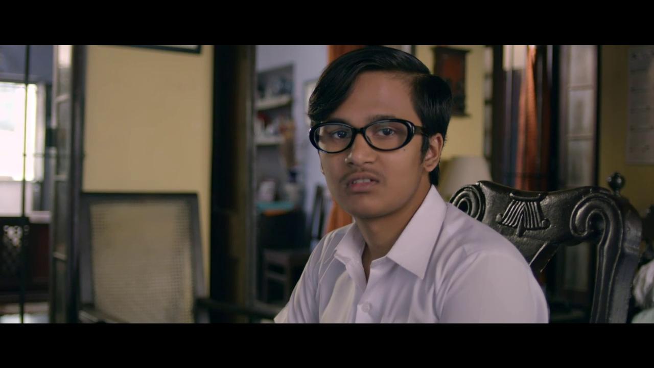 Rwitobroto Mukherjee in Generation Aami (2018)