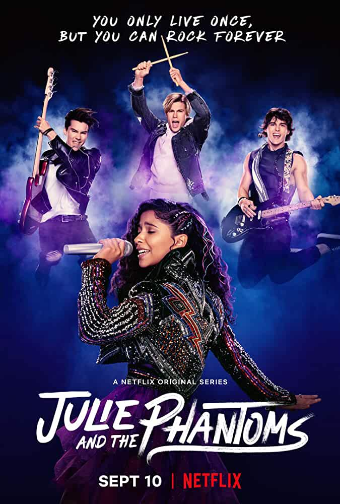 Julie and the Phantoms S01 (2020) Hindi Complete Netflix Web Series 862MB HDRip Download