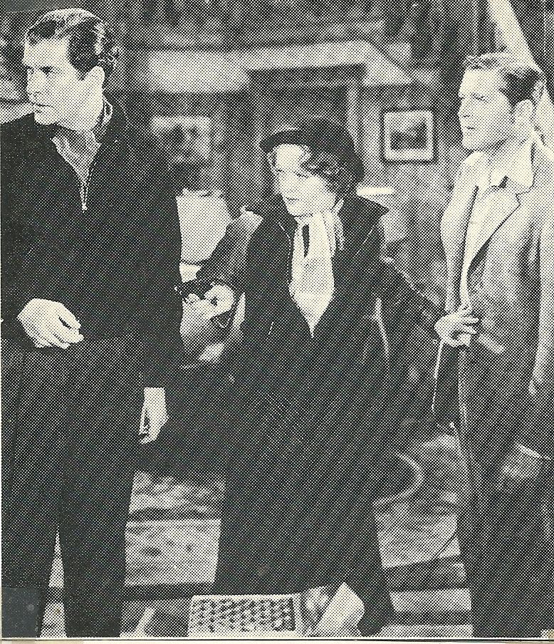 Blanche Mehaffey, Bruce Warren, and Grant Withers in Held for Ransom (1938)