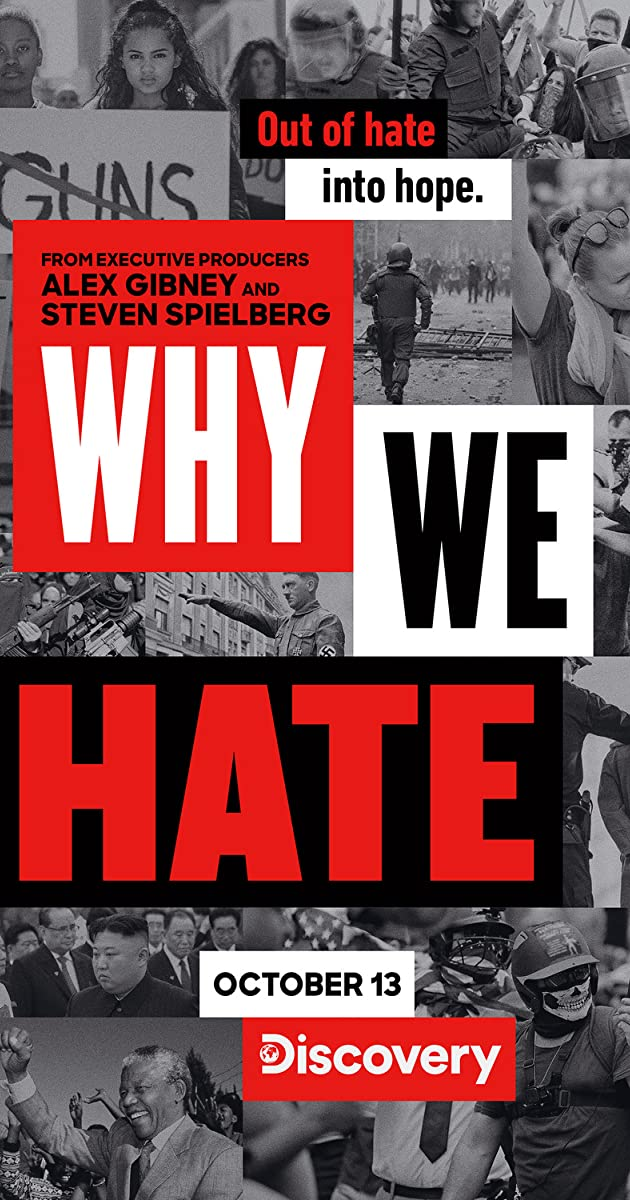Download Why We Hate or watch streaming online complete episodes of  Season1 in HD 720p 1080p using torrent