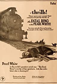 Pearl White in The Fatal Ring (1917)