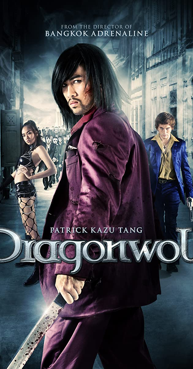 Subtitle of Dragonwolf