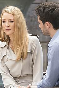 Jennifer Finnigan and Noah Silver in Tyrant (2014)