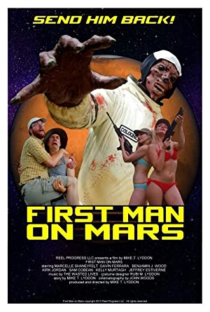 Where to stream First Man on Mars