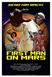 First Man on Mars Poster