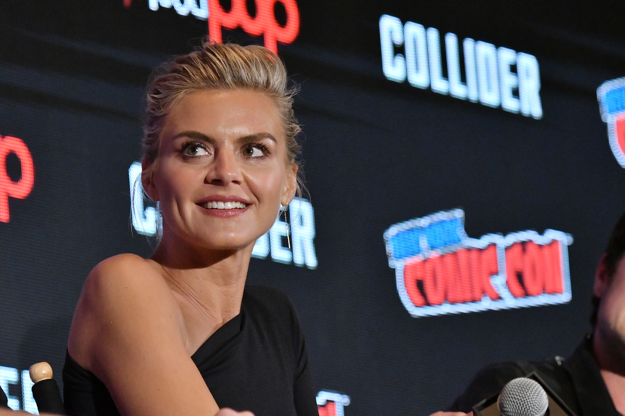 Eliza Coupe swim suit