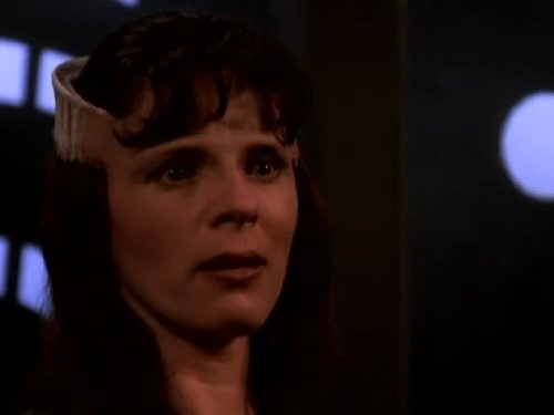 Mira Furlan in Babylon 5 (1993)