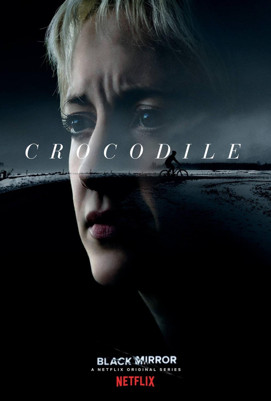 Black Mirror Crocodile Tv Episode 2017 Imdb