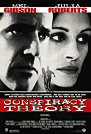 Conspiracy Theory (1997) Poster - Movie Forum, Cast, Reviews