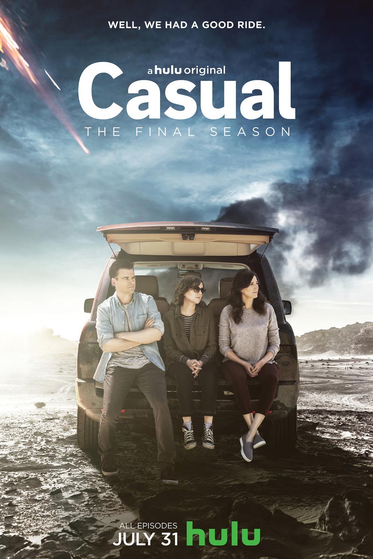 Casual Season 4 COMPLETE HDTV 480p & 720p