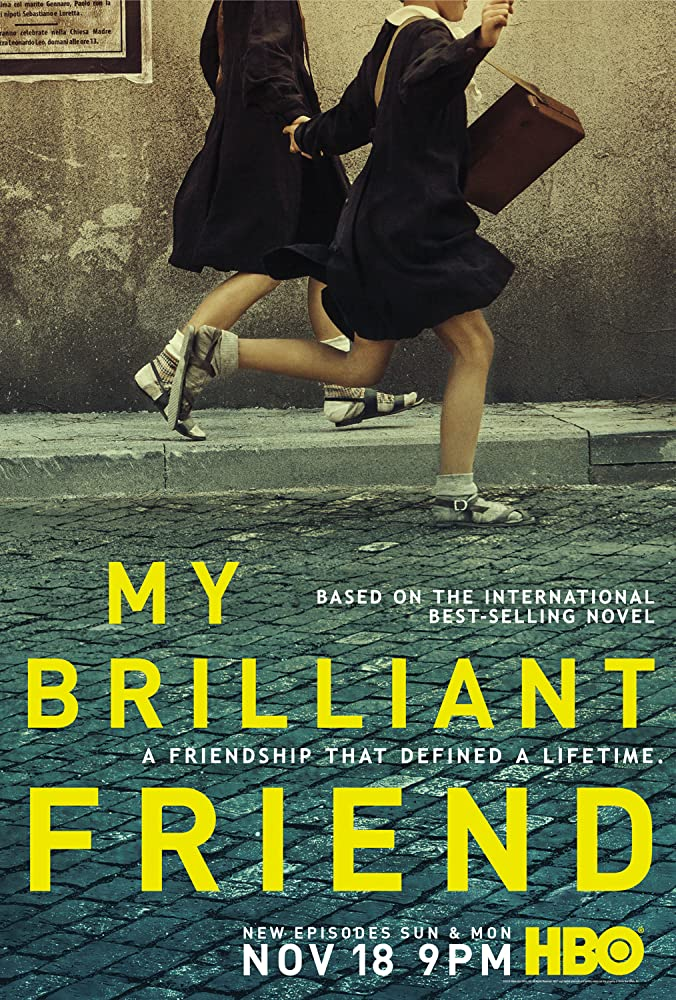 My Brilliant Friend (1 Sezonas) (2018) Online