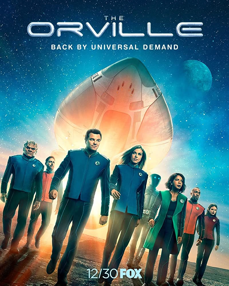 The Orville 2017 S02 E09 WEBRip 400MB Download