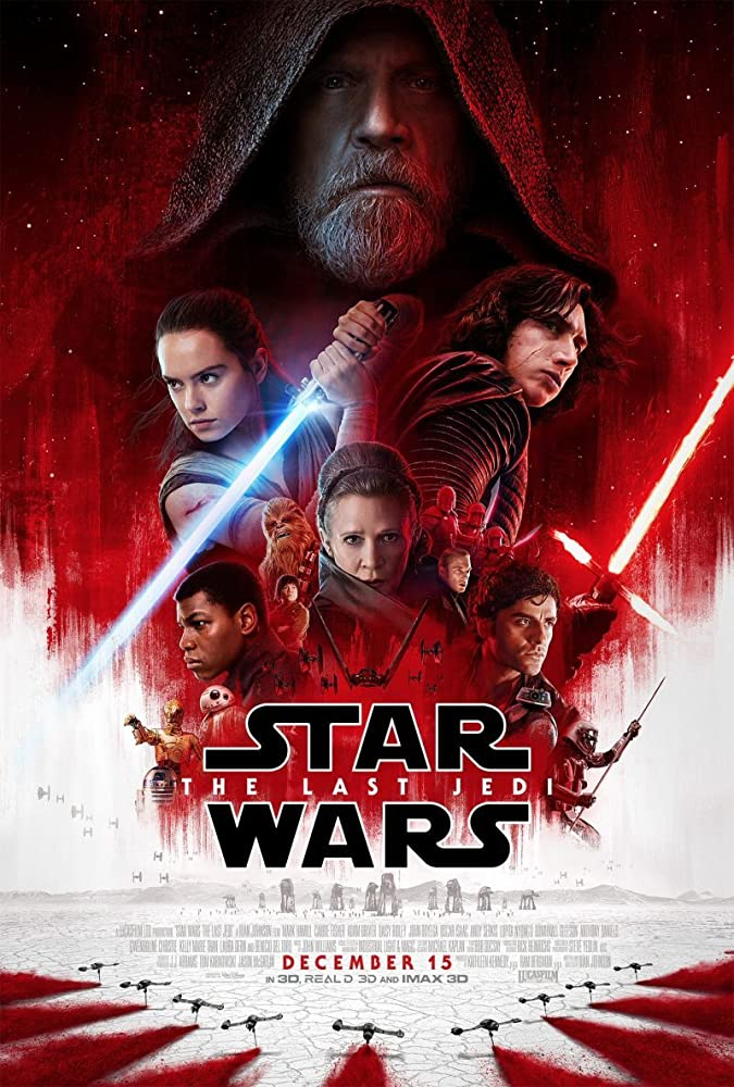 Film Star Wars - Les derniers Jedi  (2018)  Streaming vf complet