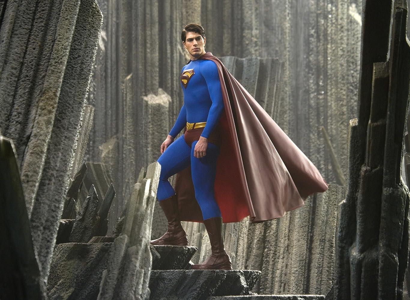 Image result for Brandon Routh:Superman Returns (2006)
