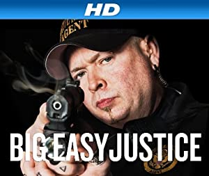 Where to stream Big Easy Justice