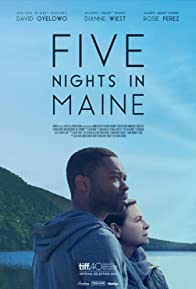 Primary photo for Five Nights in Maine