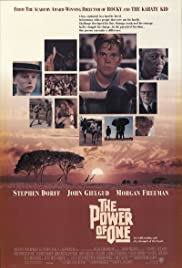 The Power of One (1992) Poster - Movie Forum, Cast, Reviews