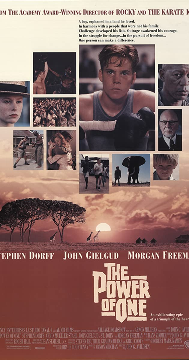 The Power of One (1992) - IMDb