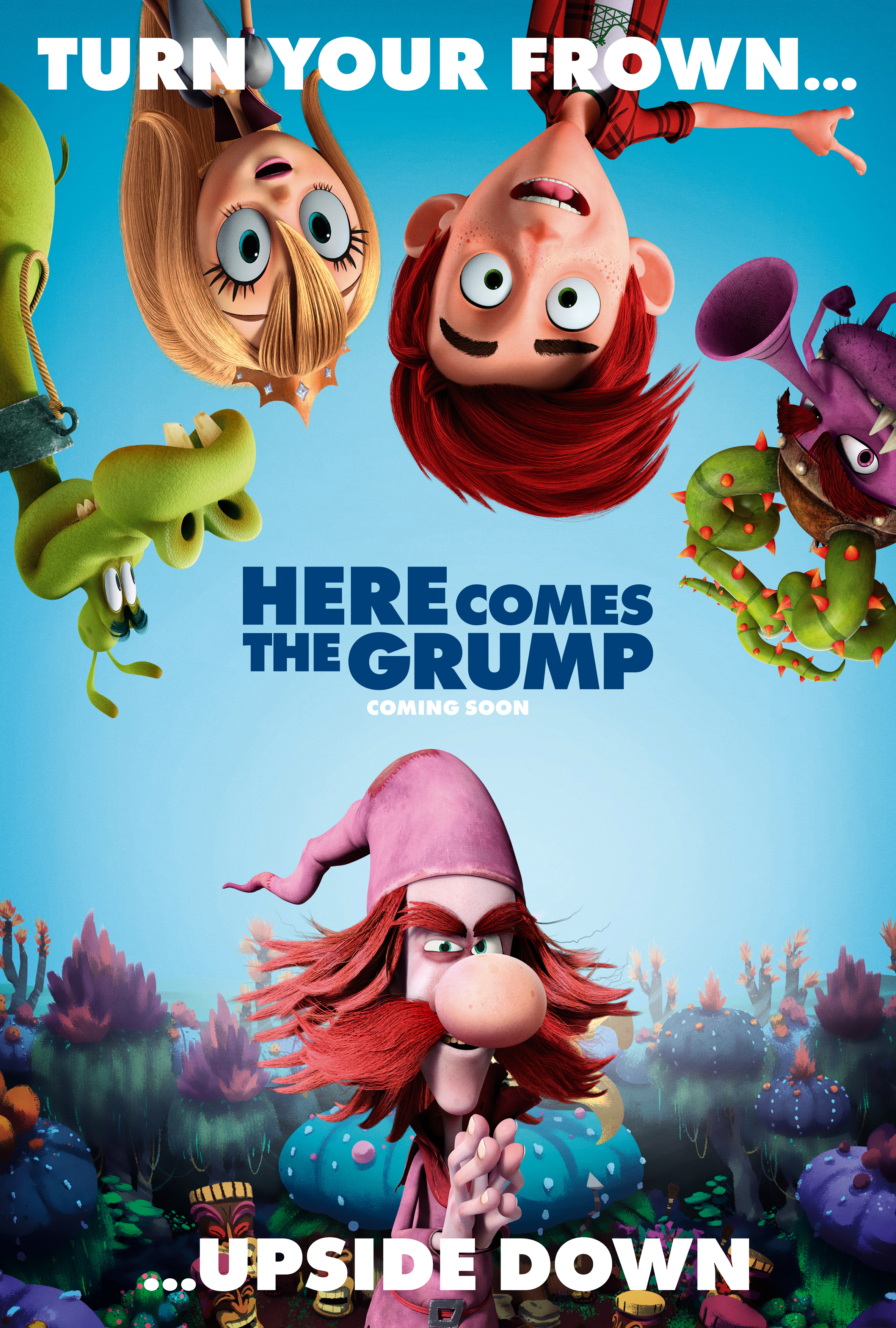 Here comes the Grump 2018 HD Full Movie Download.