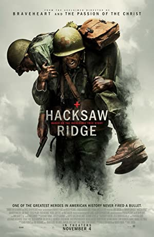 Hacksaw Ridge watch online free