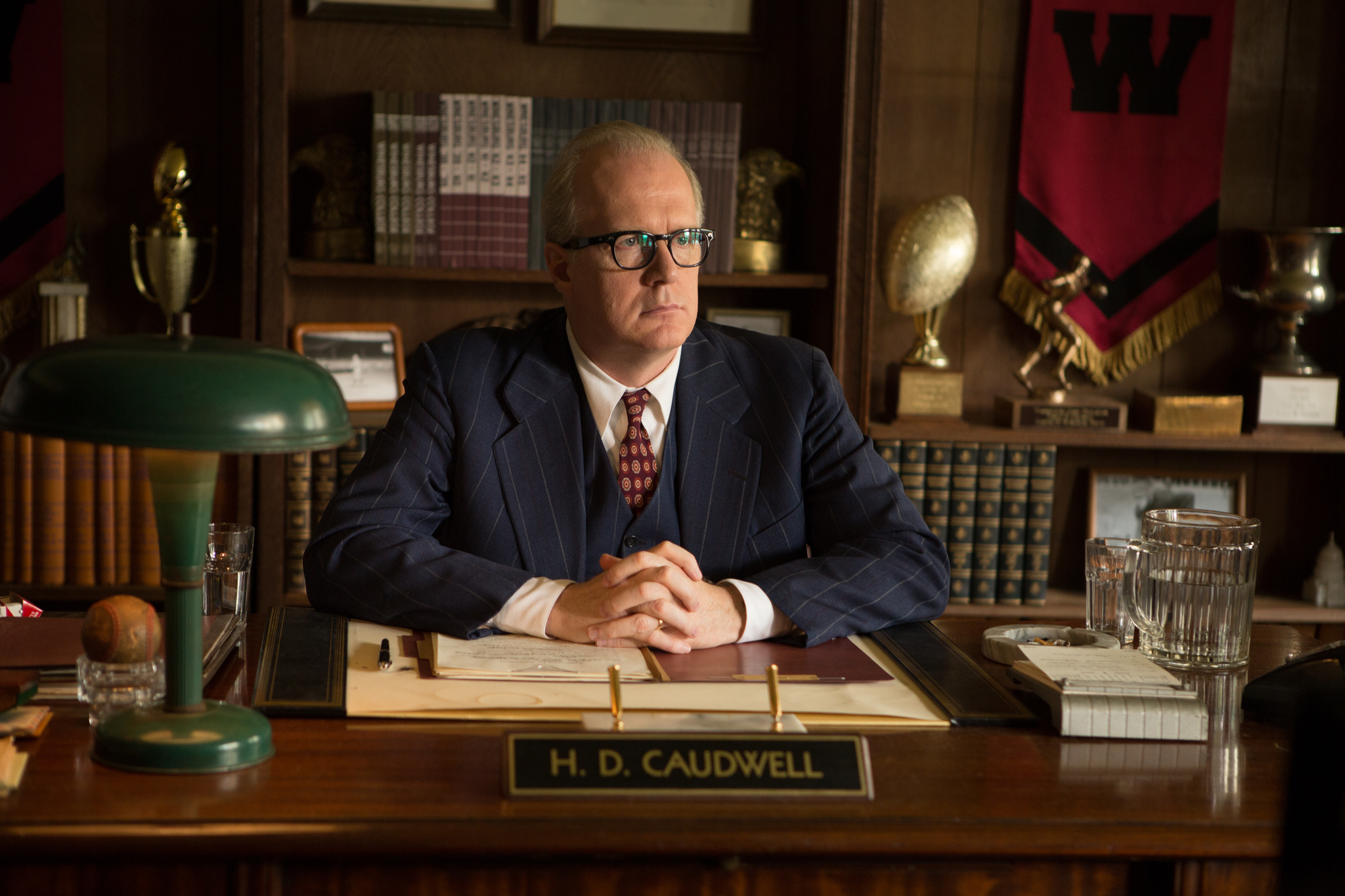 Tracy Letts in Indignation (2016)