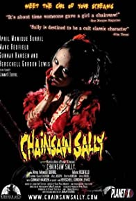 Primary photo for Chainsaw Sally