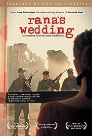Rana's Wedding Poster
