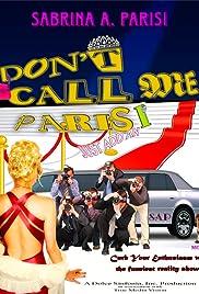 DCMP (Don't Call Me Paris) Poster