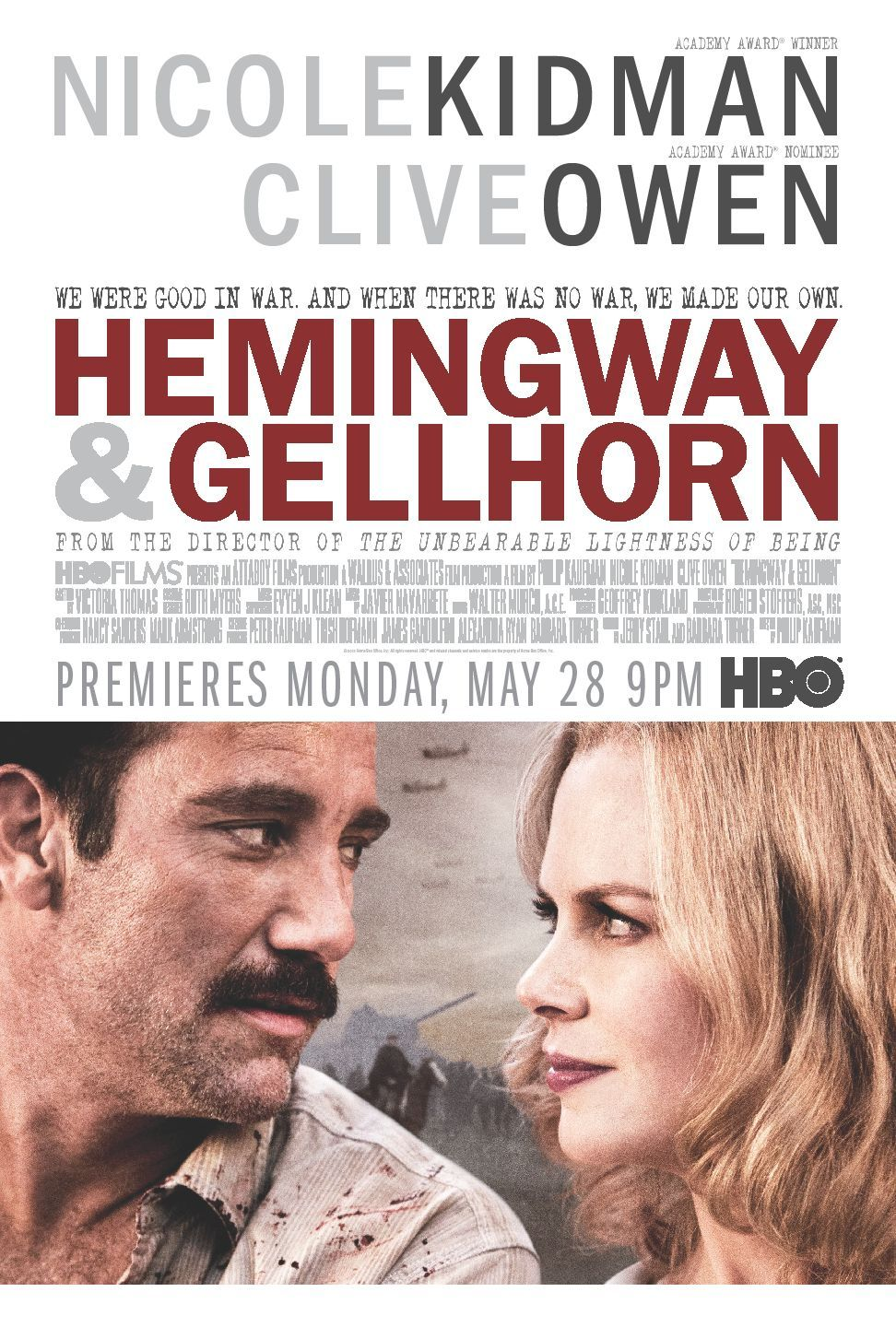 Hemingway & Gellhorn (TV Movie 2012) - IMDb