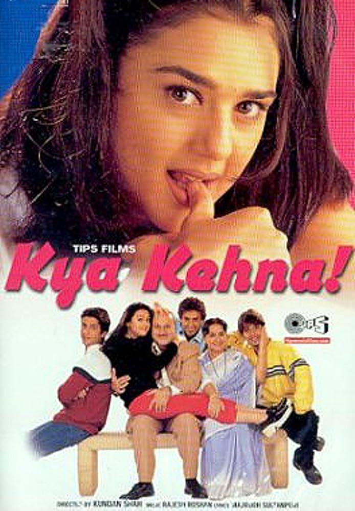 Kya Kehna 2000 Hindi Movie JC WebRip 400mb 480p 1.3GB 720p 4GB 8GB 1080p
