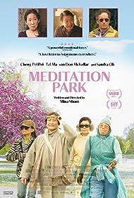 Don McKellar, Tzi Ma, Pei-Pei Cheng, and Sandra Oh in Meditation Park (2017)