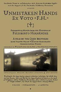 Watch free italian movies Unmistaken Hands: Ex Voto F.H. UK [BluRay]