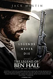 The Last Days of Ben Hall Poster