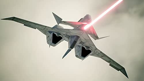 Ace Combat 7: Skies Unknown: ADF-11F Raven Aircraft Trailer