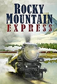 Rocky Mountain Express Poster