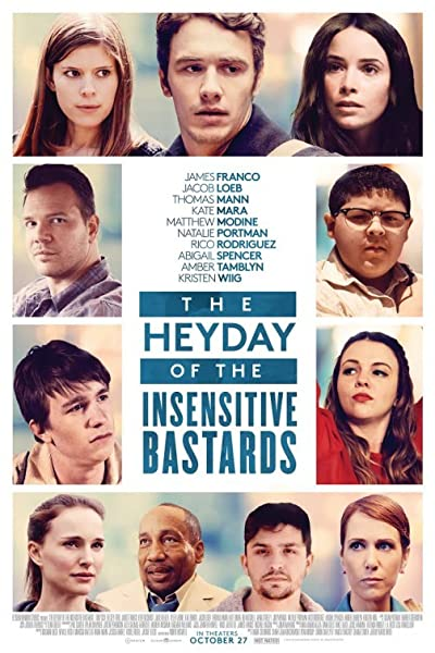 The Heyday of the Insensitive Bastards (2015) WEBRip 720p