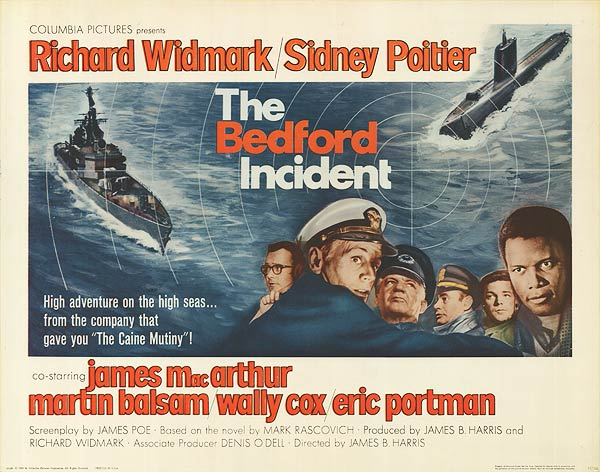 The Bedford Incident (1965) - Photo Gallery - IMDb