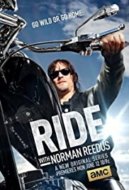 Ride with Norman Reedus Poster