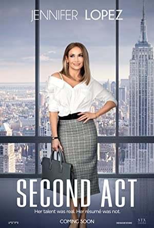 Watch Second Act Free Online