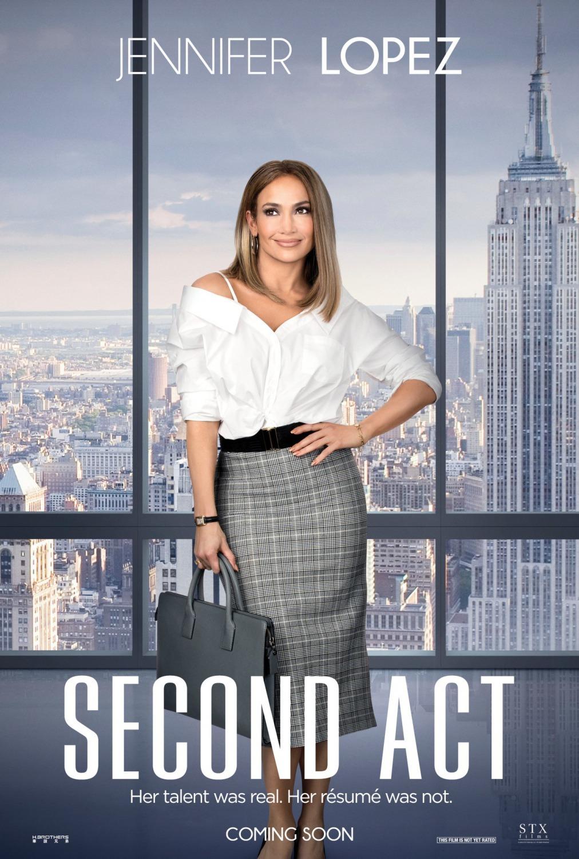 Second Act (2018) BluRay 480p, 720p & 1080p