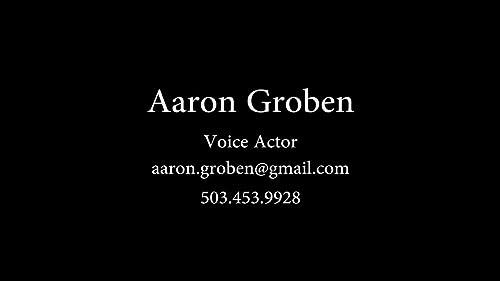 Voice Actor Reel