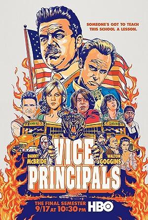 Where to stream Vice Principals