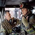 John Travolta in Ladder 49 (2004)