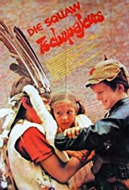 Die Squaw Tschapajews Poster