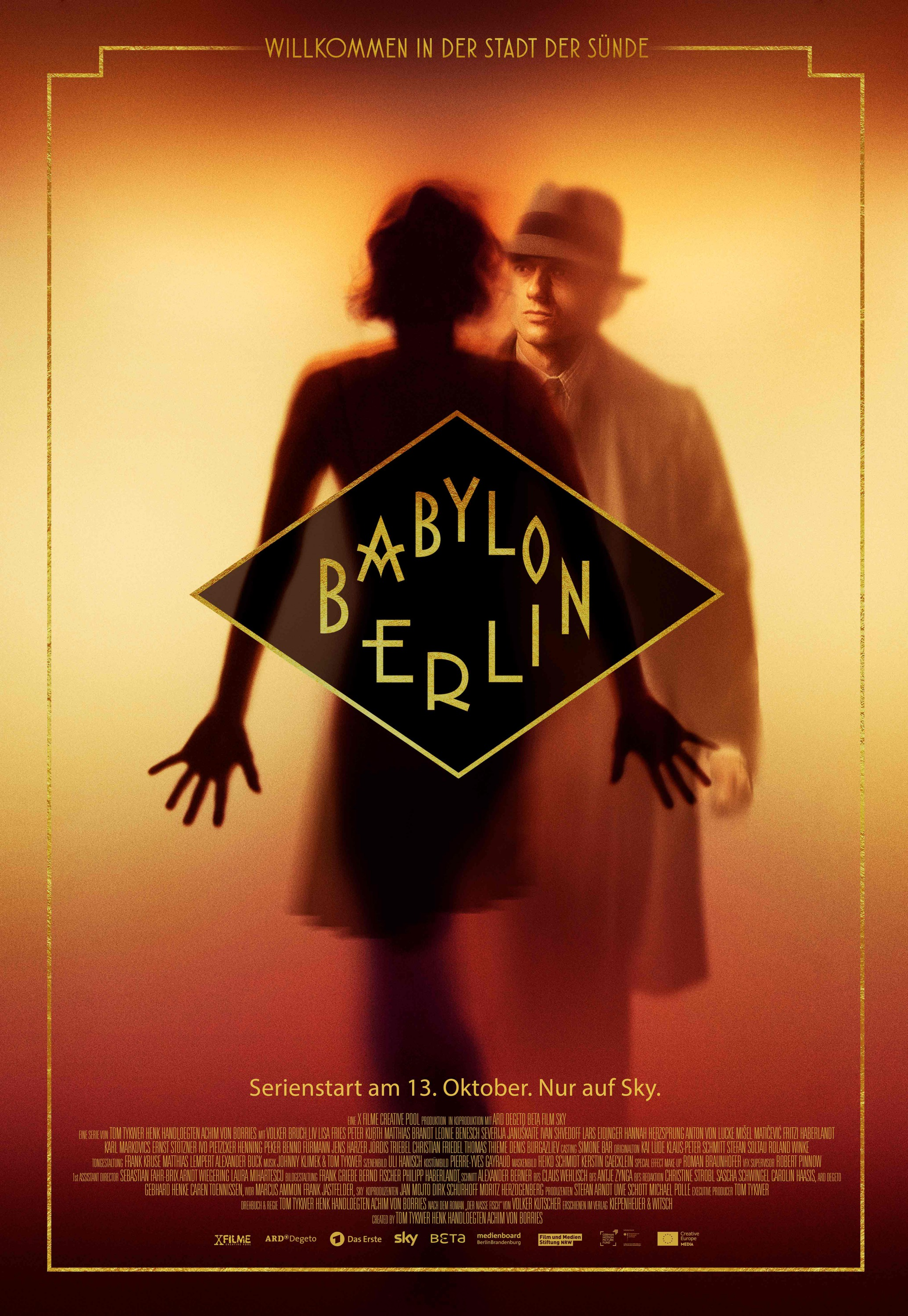 Babylon Berlin Tv Series 2017 Imdb